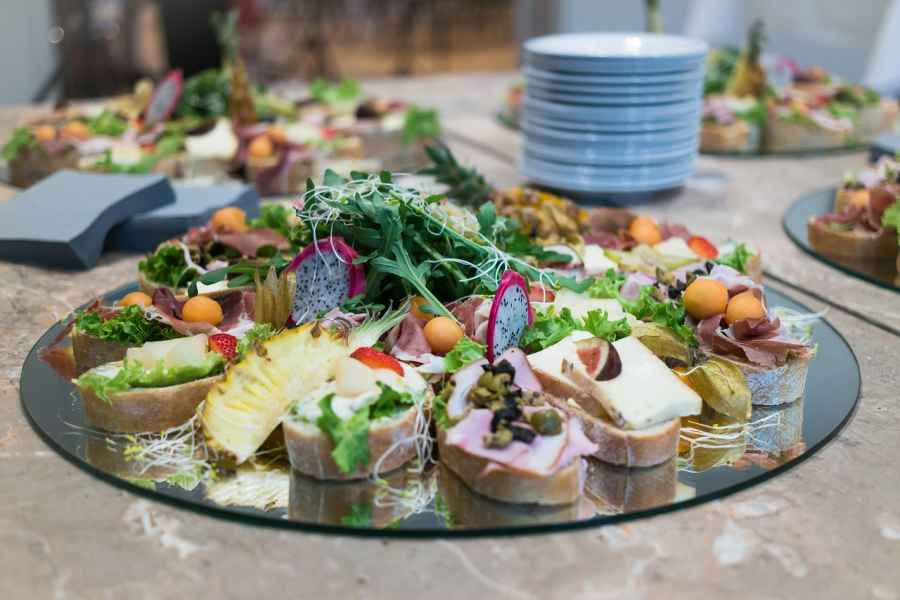 Fingerfood Buffet Fingerfood Catering